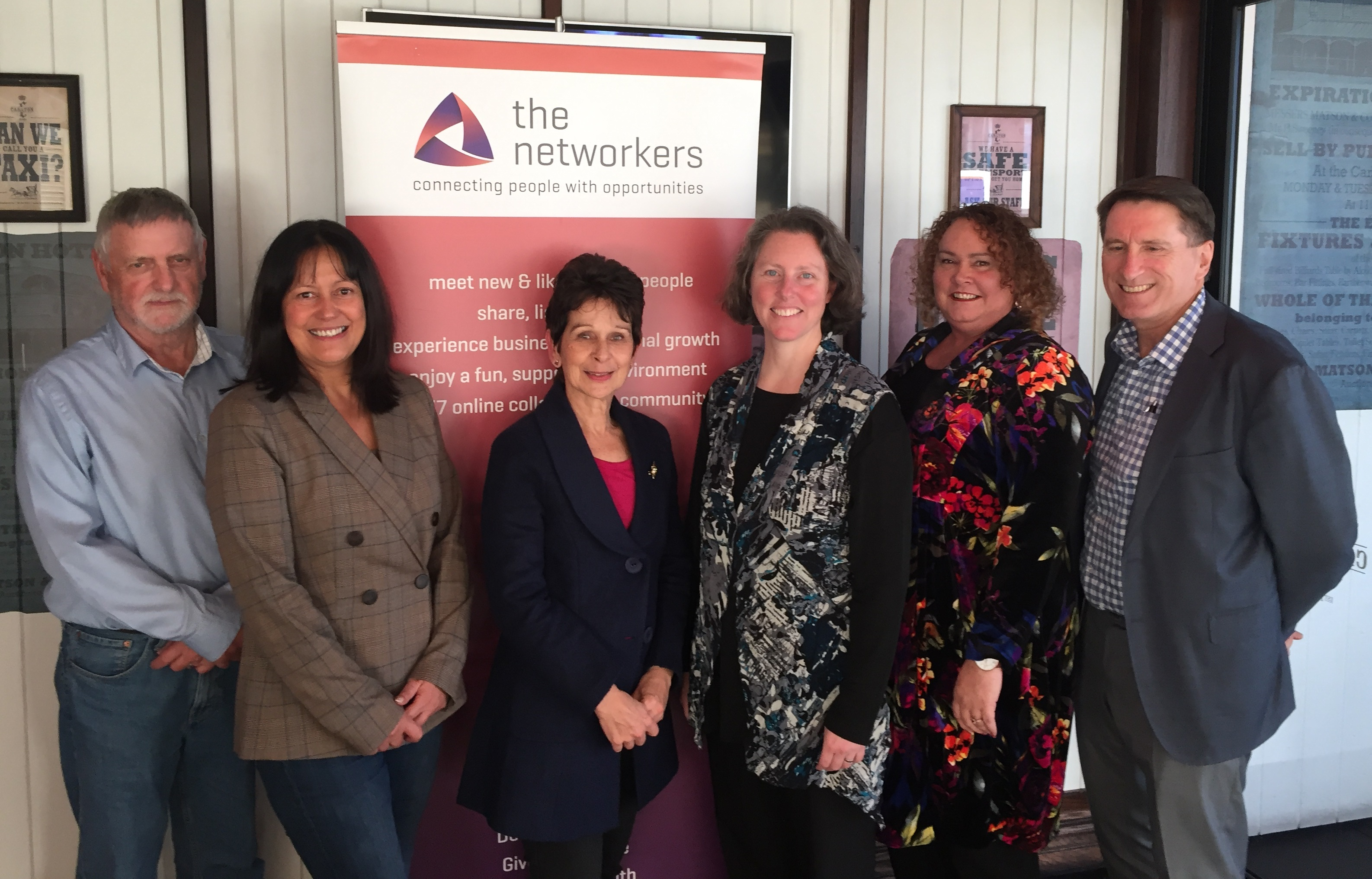 The Networkers Advisory Board