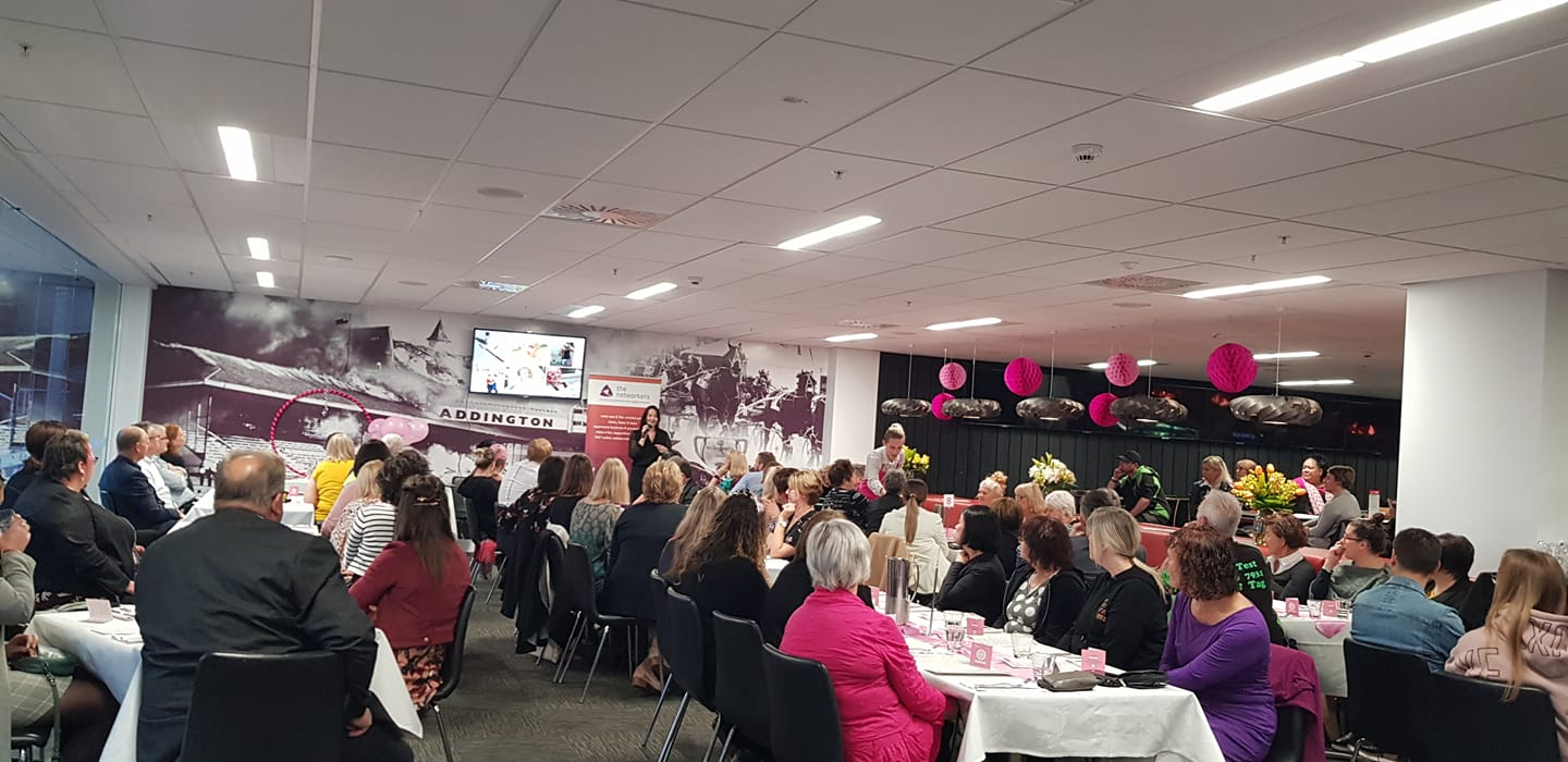 Pink Ribbon Networkers event