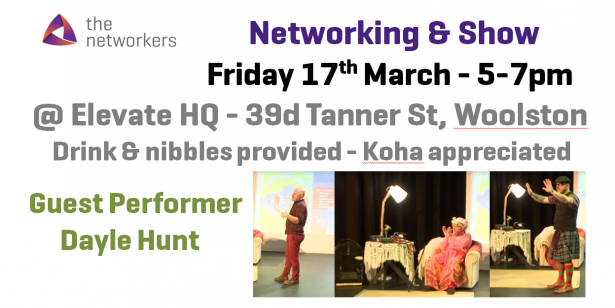 Evening Networking Event & Show