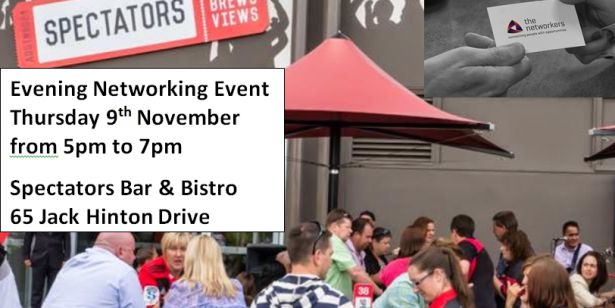 Networkers November Evening Event