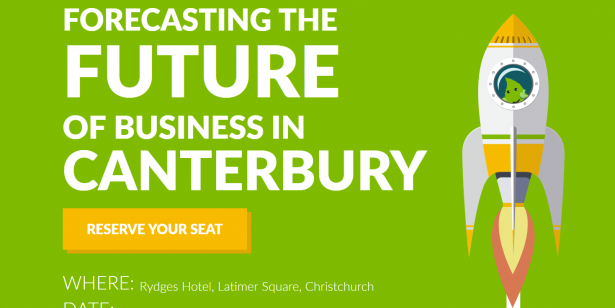 Forecasting the Future of Business in Canterbury