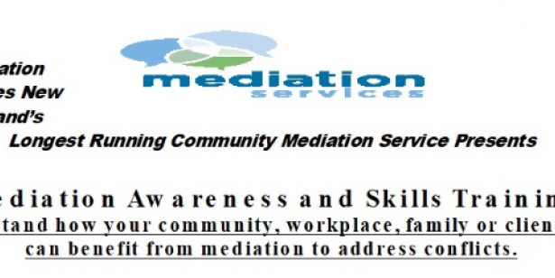 Mediation Awareness and Skills Training