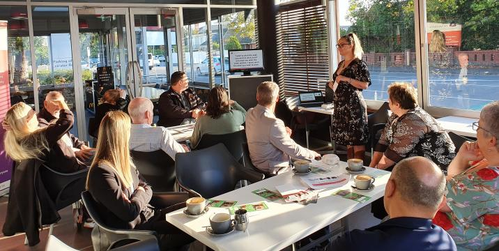 Merivale Business Networkers
