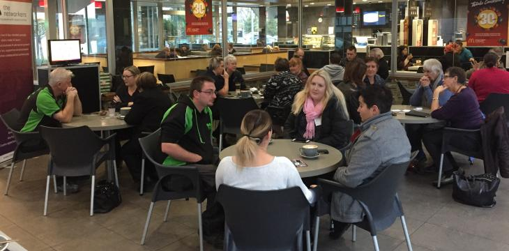 Merivale Networkers