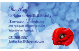 The Key to Natural Health & Beauty